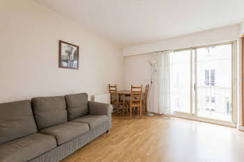 Studio meublé 33,02 m2