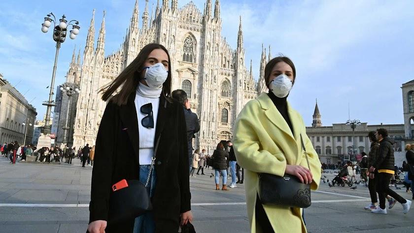 Stella Maris y La Salle suspenden sus viajes a Italia por el coronavirus.