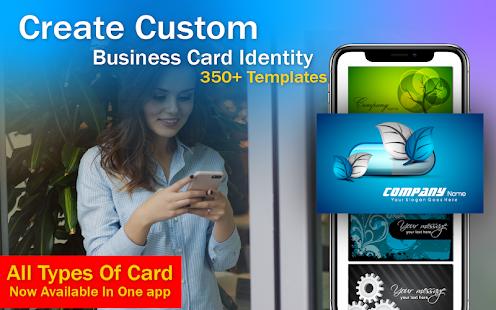 App Business Card & Invitation Maker APK for Windows Phone