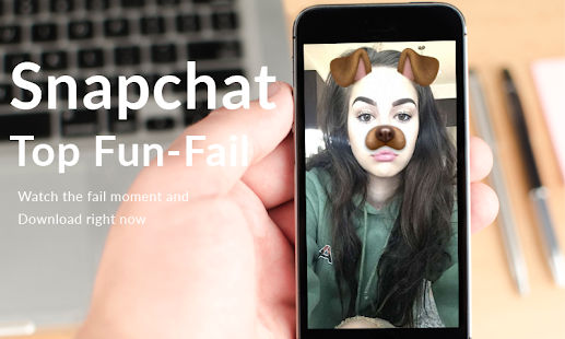 Fun Snapchats Fail Moment 2017 - náhled