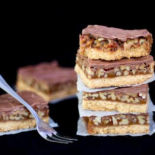 Salted Caramel Nut Bars Recipes