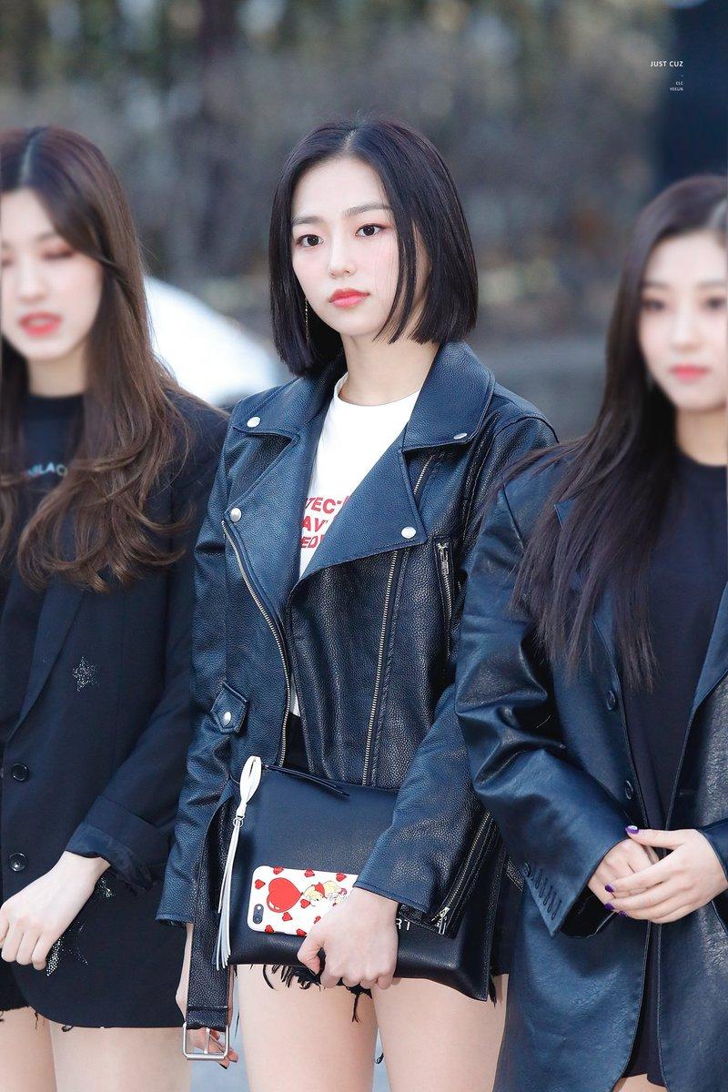 yeeun black 6