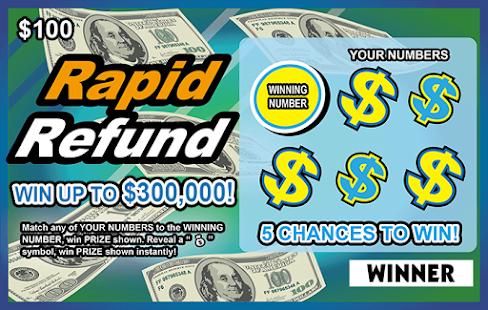 Lotto Scratch – Las Vegas - náhled