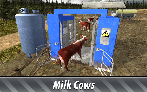 Euro Farm Simulator: Cows 1.01 screenshots 7