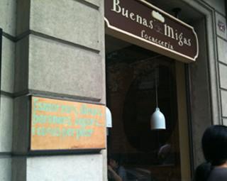 Photo Buenas Migas. Focacceria