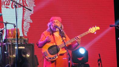Photo: Rahul Ram, Indian Ocean Band member.