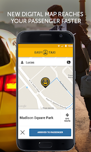 Easy Taxi ME - for Drivers- screenshot thumbnail