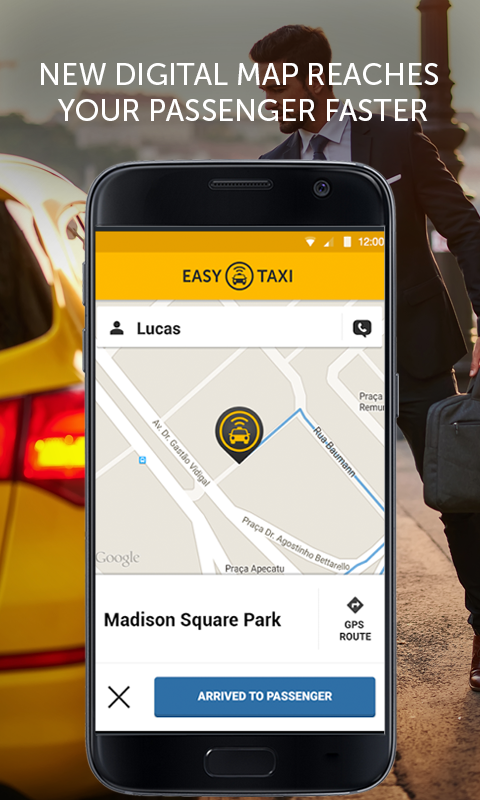 Easy Taxi ME - for Drivers- screenshot