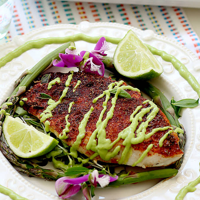10 Best Avocado Sauce with Fish Recipes