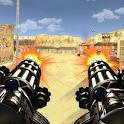 Gunner Machine Guns Simulator Game icon