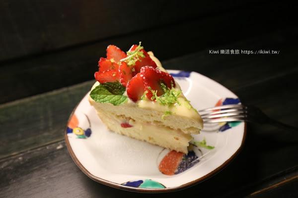 屋子裡有甜點 走進日式印刷廠老屋吃甜點!近文化夜市下午茶推薦