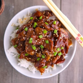 Mongolian Beef (Low Carb & Gluten-Free).