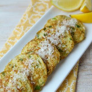 Cauliflower Griddle Cakes.