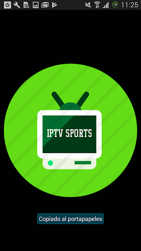 Iptv Sports app (apk) free download for Android/PC/Windows screenshot