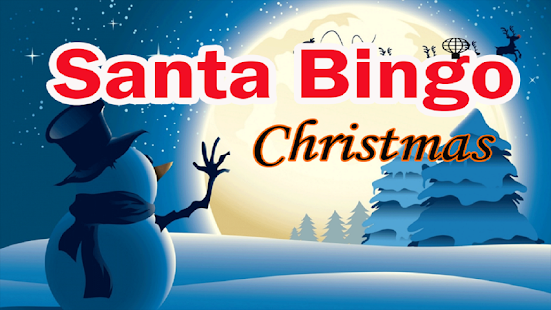 Santa Bingo - Christmas- screenshot thumbnail
