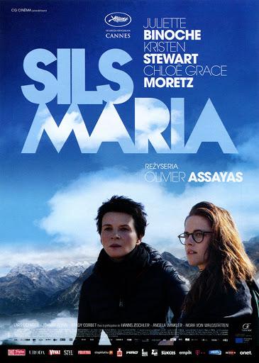 Przód ulotki filmu 'Sils Maria'