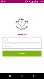 DFK Survey - náhled