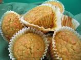 Carrot-applesauce Muffins Recipe