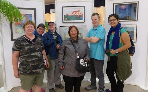 Visites d'exposition