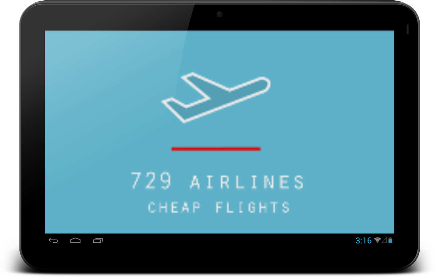 729 Airlines Cheap Flights- screenshot