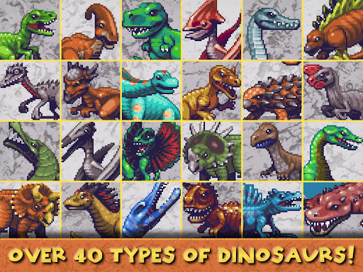 Idle Dino Zoo 0.6.3 screenshots 15