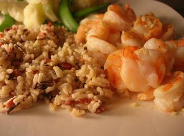 Gulf Shore Baked Shrimp Recipe