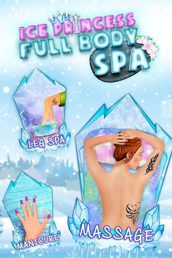 Ice Princess Full Body Spa