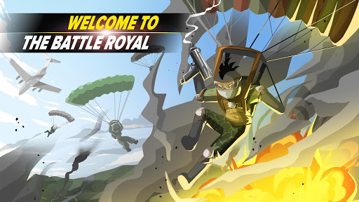 Tải Stickman Battle Royale hack
