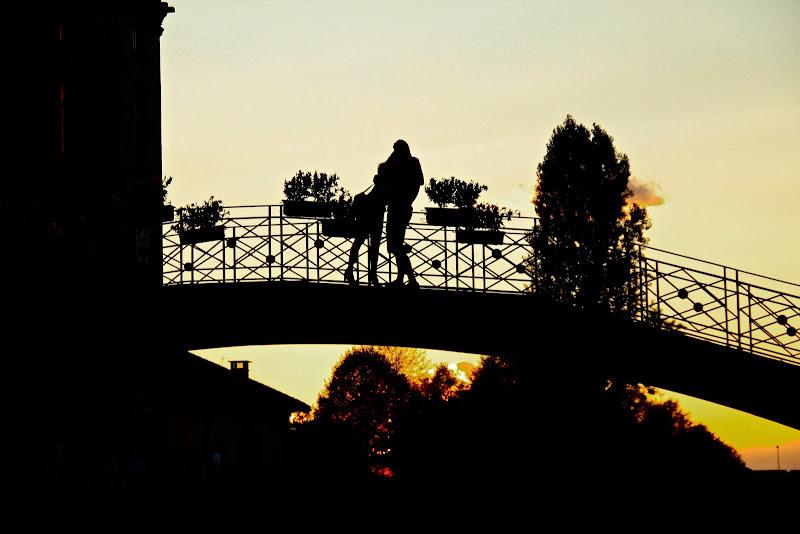 Amarsi al tramonto di Gp