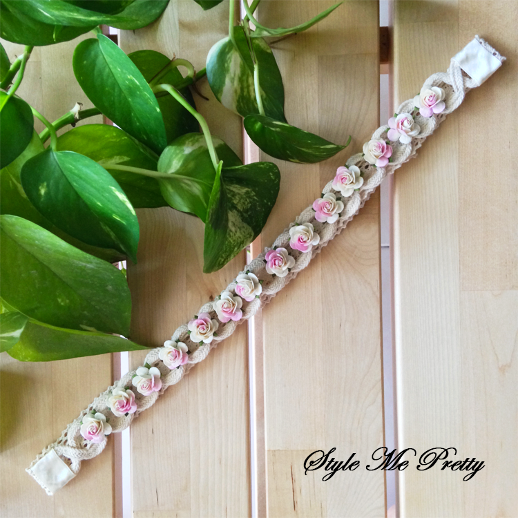 Golden Pink Lady by Style Me Pretty