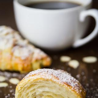 Almond Croissant.