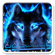 Blue Fire Wolf Keyboard Theme for PC-Windows 7,8,10 and Mac