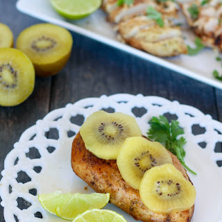 Kiwi Fruit Chicken Recipes