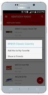 Download ALL KENTUCKY RADIO FM For PC Windows and Mac apk screenshot 4