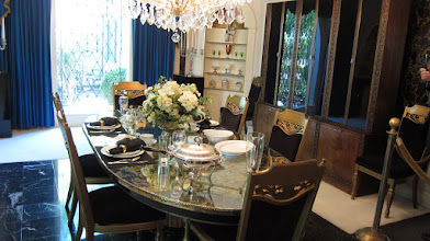 Photo: Yemek odası.