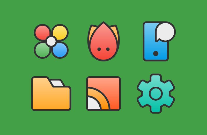 XIM - Icon Pack Screenshot 2