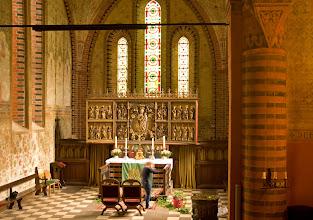 Photo: St. Marien Kirche Parchim