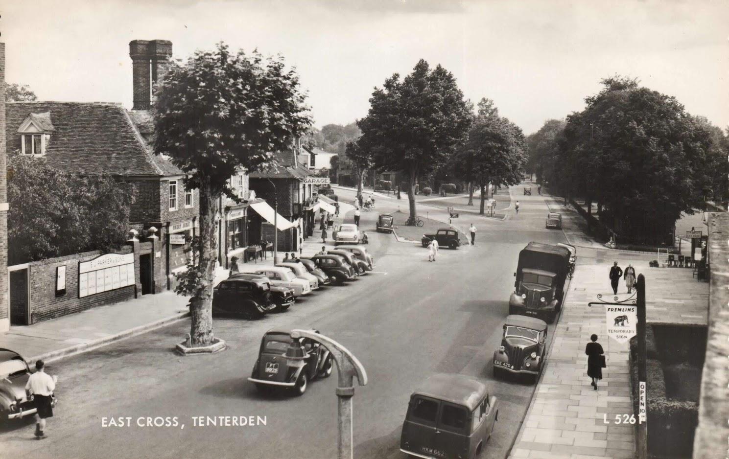 Eastwell House, Tenterden Heritage, Tenterden Archive