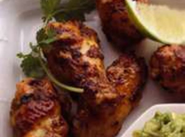 Lime Marinated Chicken Wings Recipe