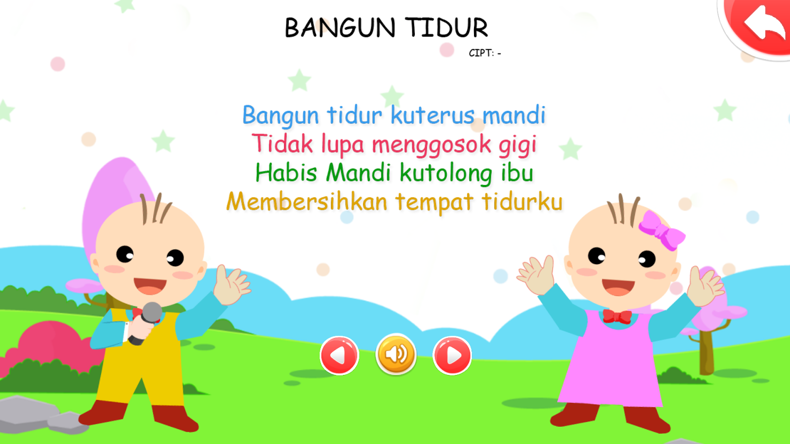 Lagu Anak Indonesia Android Apps On Google Play