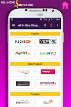 All in One Shopping App - screenshot thumbnail 03