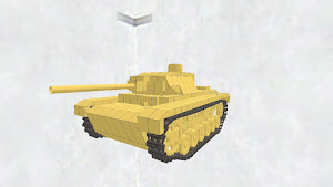 Pz.Kpfw.Ⅲ  Ausf.J  廉価版