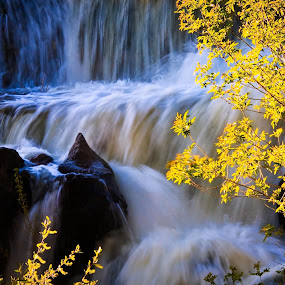 Overflow by Brent Flamm - Landscapes Waterscapes