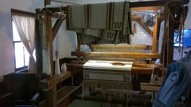 Photo: King Ranch weaving