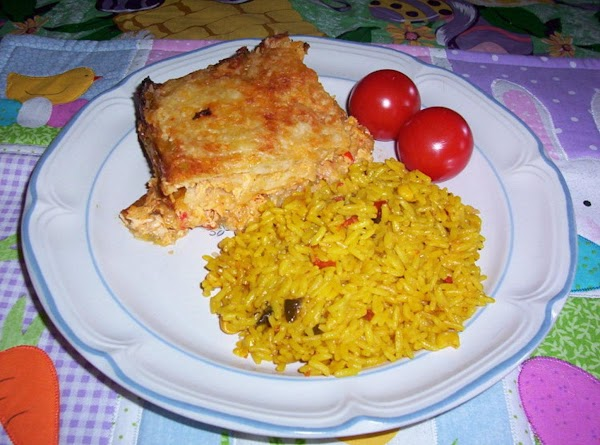 Chicken Chili Enchilada Casserole Recipe