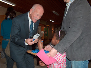 Photo: Ja, meneer van der Vliet, lekker he