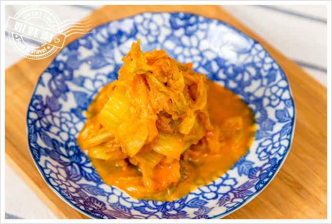 大頭韓式泡菜黃帝養生泡菜3