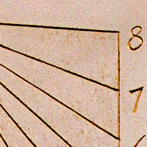lignes horaires cadrans solaire