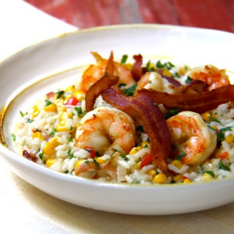 Food Network Shrimp And Scallop Risotto