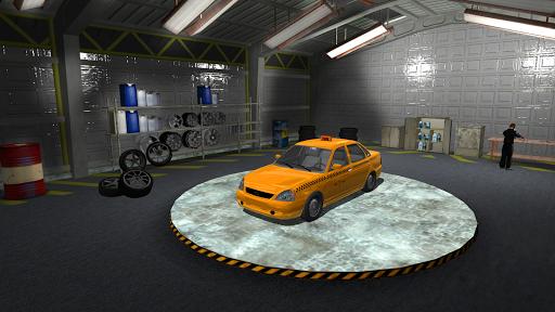 Russian Taxi Simulator 2016 2.1.1 screenshots 5